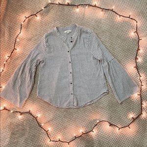 Madewell Small Blouse